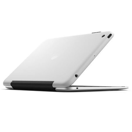Klawiatura Incipio ClamCase Pro Aluminum Apple iPad mini 1 / 2 / 3 Biały