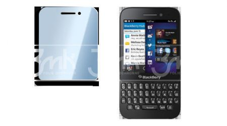 Lustrzane Folia ochronna 3MK Shine do BLACKBERRY Q5