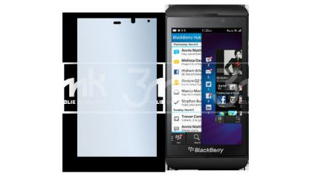 Lustrzane Folia ochronna 3MK Shine do BLACKBERRY Z10