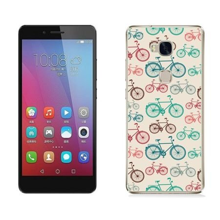 Magic Case TPU | Obudowa dla Huawei Honor 5X - Wzór M8