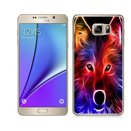 Magic Case TPU | Obudowa dla Samsung Galaxy Note 5 - Wzór A41