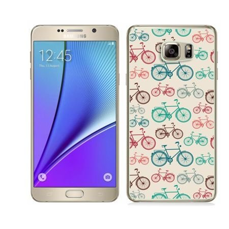 Magic Case TPU | Obudowa dla Samsung Galaxy Note 5 - Wzór M8