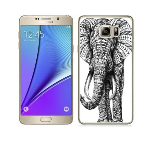 Magic Case TPU | Obudowa dla Samsung Galaxy Note 5 - Wzór T10