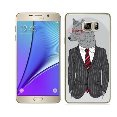 Magic Case TPU | Obudowa dla Samsung Galaxy Note 5 - Wzór T16