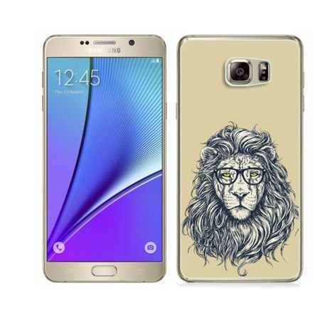 Magic Case TPU | Obudowa dla Samsung Galaxy Note 5 - Wzór T27