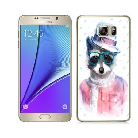 Magic Case TPU | Obudowa dla Samsung Galaxy Note 5 - Wzór T28