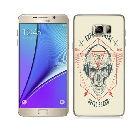 Magic Case TPU | Obudowa dla Samsung Galaxy Note 5 - Wzór T35
