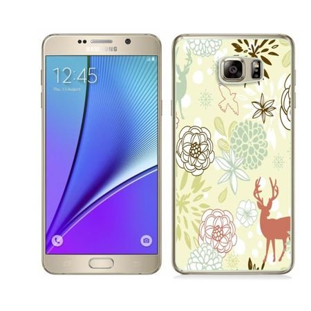 Magic Case TPU | Obudowa dla Samsung Galaxy Note 5 - Wzór V25
