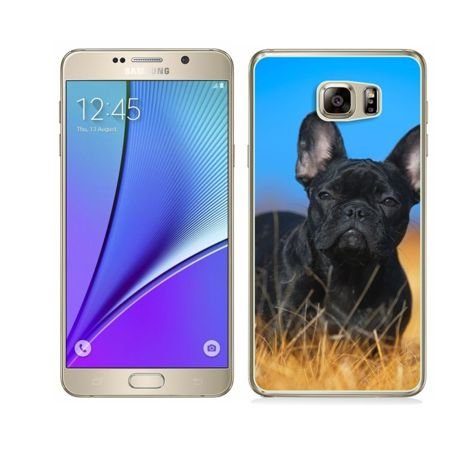 Magic Case TPU | Obudowa dla Samsung Galaxy Note 5 - Wzór Z6
