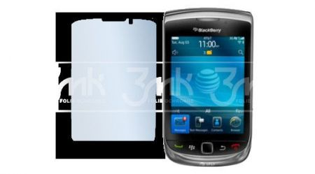 Matowa Folia 3MK Matte do BlackBerry 9800 TORCH