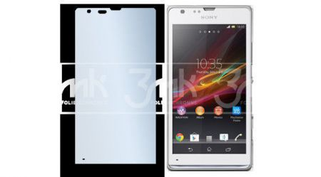 Matowa Folia ochronna 3mk MATTE do SONY Xperia SP