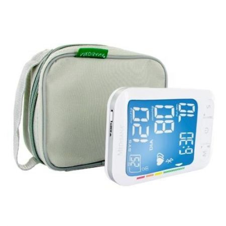 Medisana BU 550 Connect Blood Pressure Monitor - Ciśnieniomierz naramienny iOS/Android (Bluetooth)