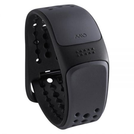 Mio LINK - Pulsometr nadgarstkowy Bluetooth 4.0 LED/ANT+ (Slate med/large)