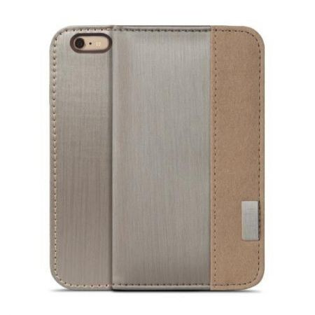 Moshi Overture - Etui iPhone 6 Plus (titanium)