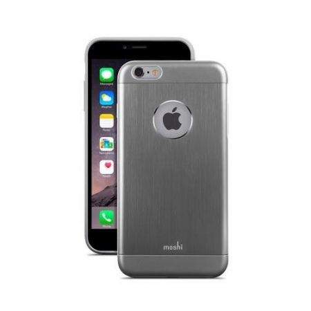 Moshi iGlaze Armour - Etui iPhone 6 Plus (szary)