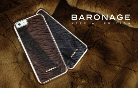 Obudowa BUSHBUCK BARONAGE Special Edition Apple iPhone 6 / 6S Brązowy
