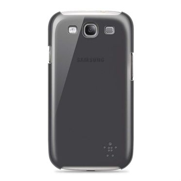 Obudowa Belkin Snap Shield Sheer Case- czarna - Samsung Galaxy S3 i9300