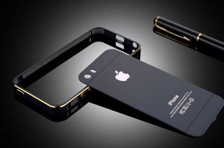 Obudowa Bumper Metal Apple iPhone 6 / 6S Czarna