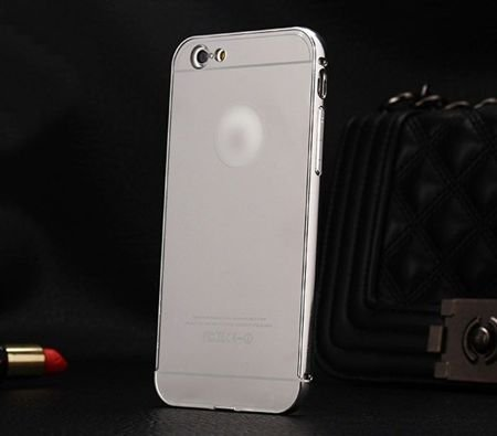 Obudowa Bumper Metal Apple iPhone 6 / 6S srebrny