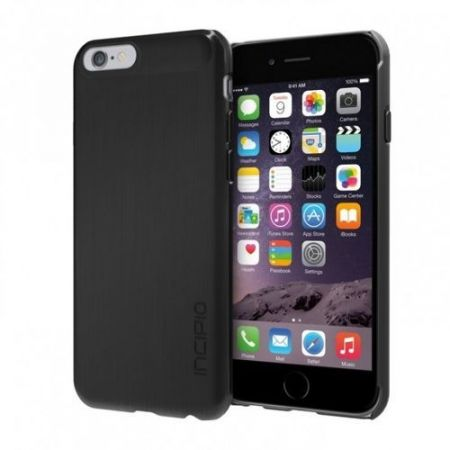 Obudowa Incipio Feather Shine Case - czarna - iPhone 6 4.7