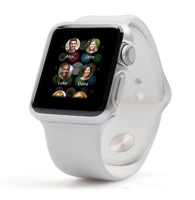 Obudowa JCPAL Protective Shell Apple Watch 42 mm