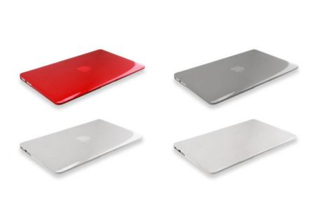 Obudowa JCPAL iCurve MacGuard Ultra-thin Protective Case - matte clear - MacBook Air 11""