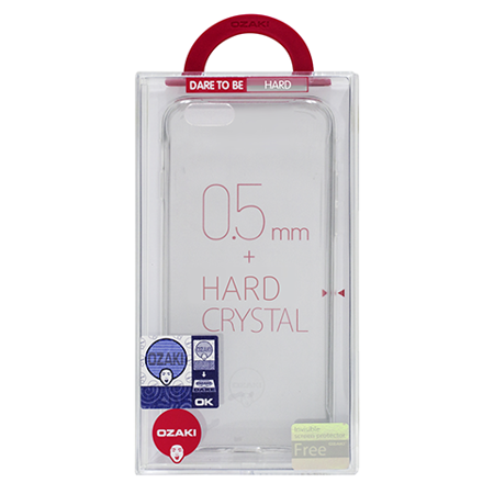 Obudowa Ozaki O!coat-Hard Apple iPhone 6  Crystal