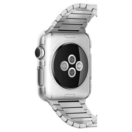 Obudowa Spigen Thin Fit Apple Watch 38mm Satin Silver