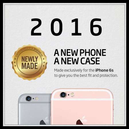 Obudowa Spigen Ultra Hybrid Apple iPhone 6 / 6S Rose Crystal