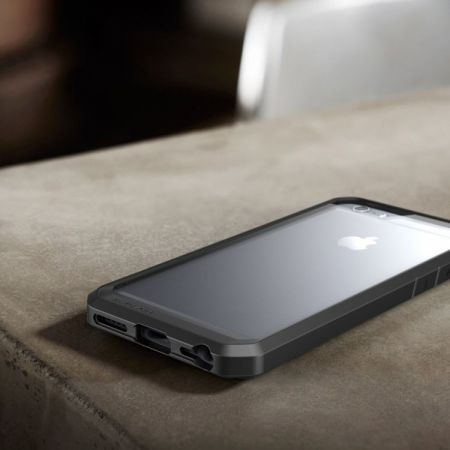 Obudowa Supcase Unicorn Beetle Series Black dla iPhone 6 Plus