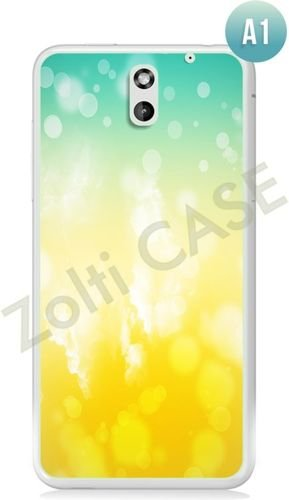 Obudowa Zolti Ultra Slim Case - HTC Desire 610 - Abstract - Wzór A1