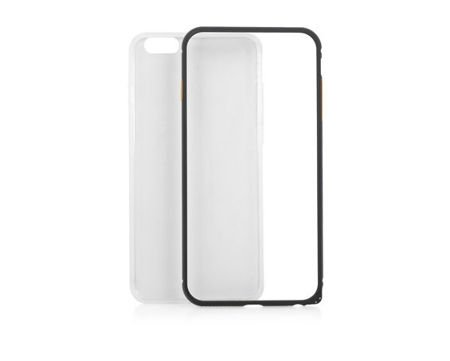 Obudowa bumper Stilgut Apple iPhone 6 Plus Czarny