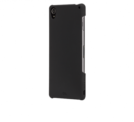 Obudowa case-mate Barely There Case - czarna - Sony Xperia Z3