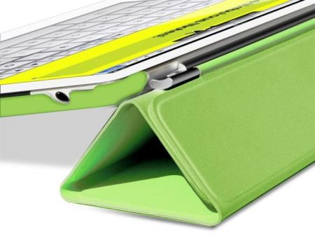 PURO Back Cover - Plecki iPad 2 / 3 / 4 (zielony)