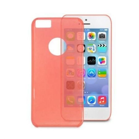 PURO Crystal Cover - Etui iPhone 5C (różowy)