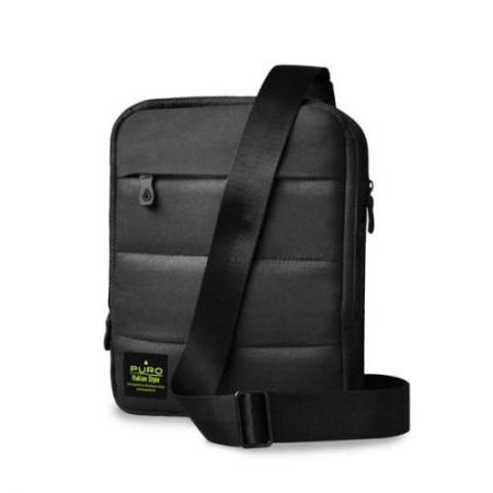 PURO Tablet Messenger Bag 2 - Torba iPad-10.1 (czarny)