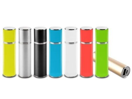 PURO Universal External Battery - Uniwersalny Power Bank 2200mAh (biały)