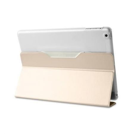 PURO Zeta Slim - Etui iPad Air 2 w/Magnet & Stand up (złoty)