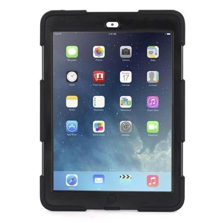 Pancerna obudowa Griffin Survivor Apple iPad Air Czarny
