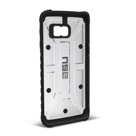 Pancerna obudowa Urban Armor Gear Samsung Galaxy S6 Edge Plus Ice / Black