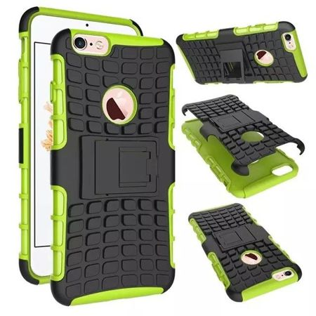 Perfect Armor Zielony | Pancerna obudowa etui dla Apple iPhone 6 / 6S