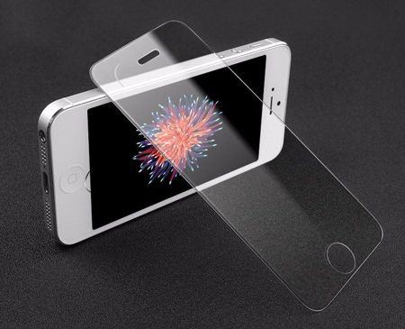 Szkło ochronne Perfect Glass Apple iPhone 7 na cały ekran