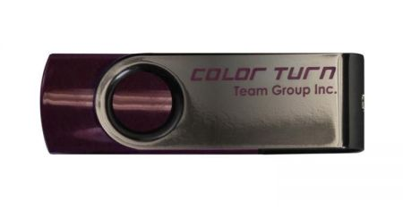 Team Group Pendrive E902 Color Turn 4GB USB 2.0 (fioletowy)