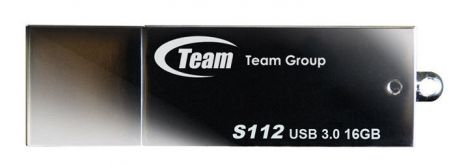 Team Group Pendrive S112 Supreme Series 16GB USB 3.0 (Laser Metalic)
