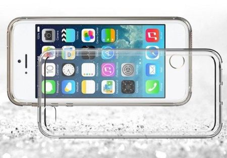 Tech-Protect Slim Hybrid Mint | Etui dla Apple iPhone 5 / 5S / 5SE