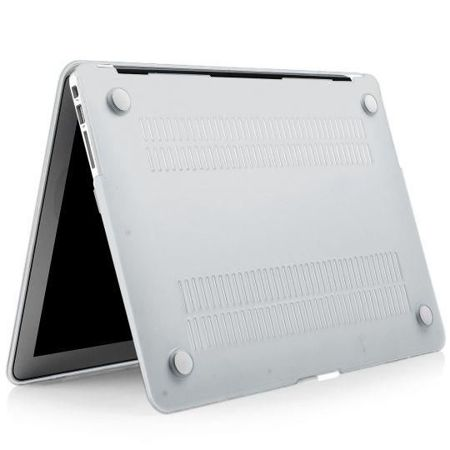 Tech-Protect Smartshell Matte Black | Obudowa ochronna dla Apple MacBook Air 13