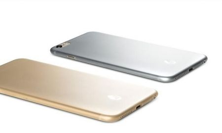 Ultra cienka obudowa Stone Age Ultrathin Case 0.3mm (srebrna) + folia na ekran -  iPhone 6 Plus