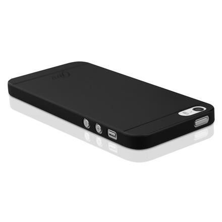 Ultracienka 0.3mm obudowa ItSkins ZERO 360o iPhone 5 / 5S / 5SE (czarny)