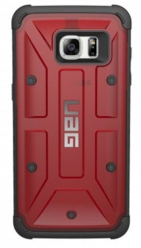 Urban Armor Gear | Pancerne etui dla Samsung Galaxy S7 Edge | Red