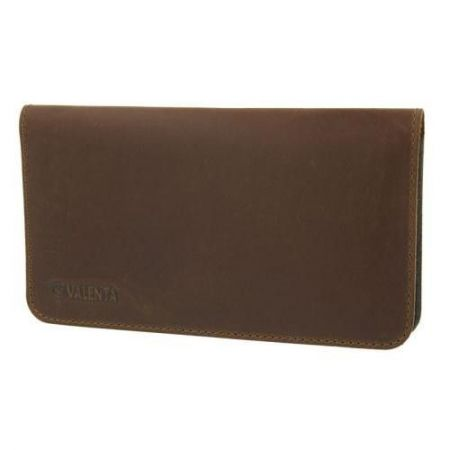 Valenta Pouch Raw Vintage Brown Medium - Etui skóra iPhone 6 (brązowy)